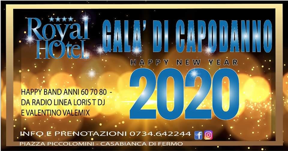hotel royal Fermo capodanno 2020