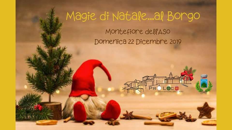 montefiore natale 2019