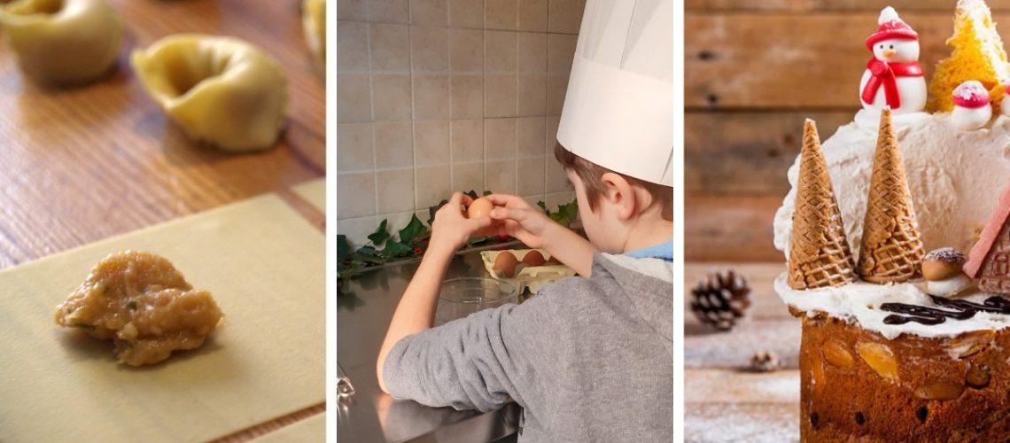 piccoli chef di natale