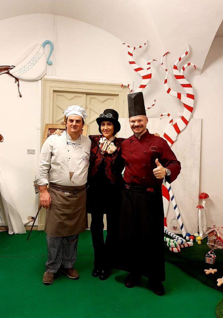 La fabbrica di cioccolato di Fermo Willy Wonka