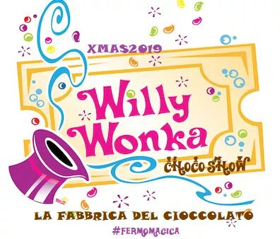 willy wonka choco show