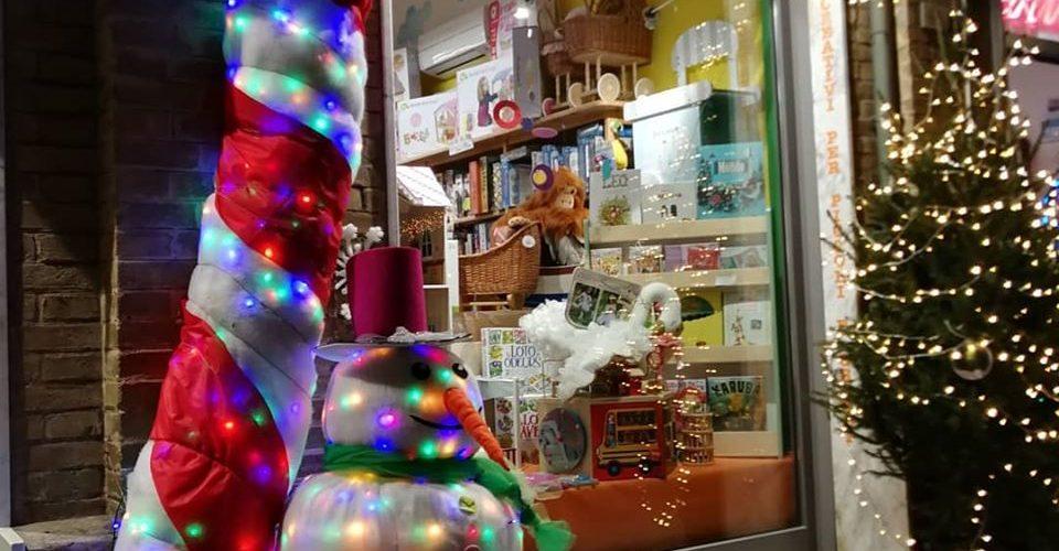 Natural Toys Civitanova Marche vetrina