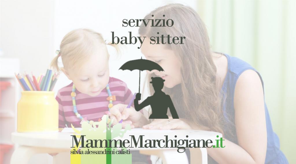 servizio baby sitter mammemarchigiane.it