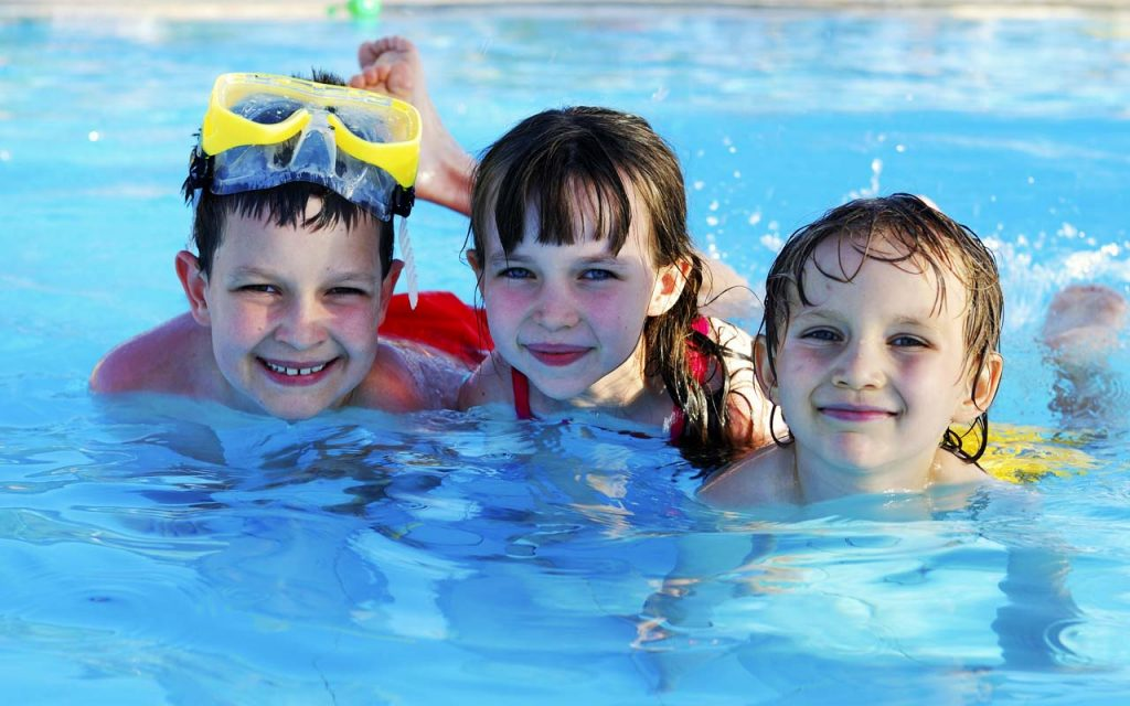 nuoto per i bambini Professione Piscina Macerata Marche Umbria Abruzzo