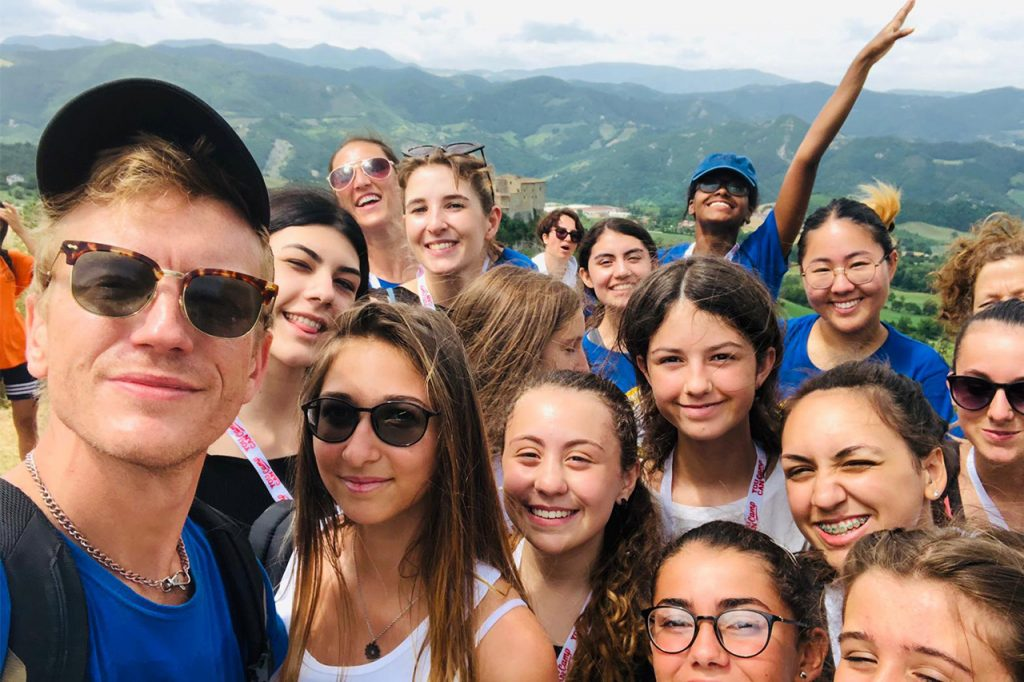 you can camp campi esitiv residenziali inglese