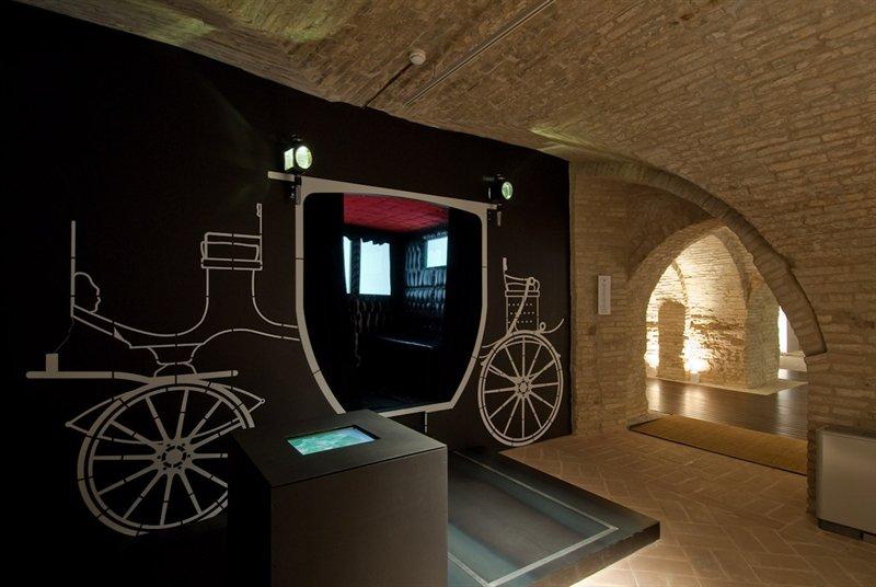 compleanno al museo della carrozza macerata carrozza virtuale