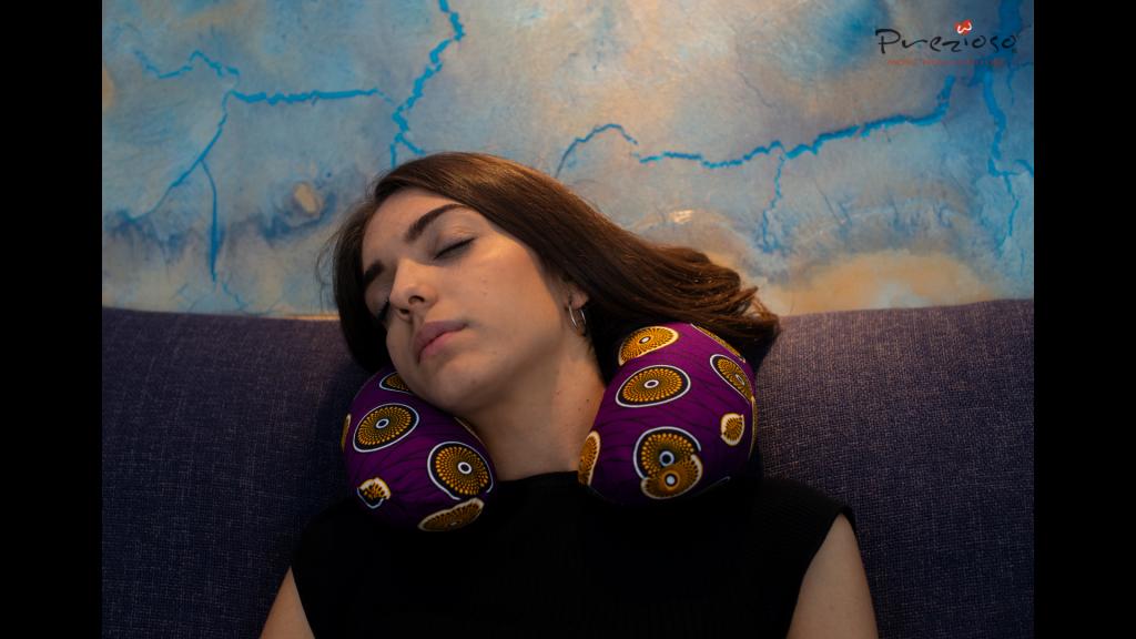 prezioso cuscino collo cervicale