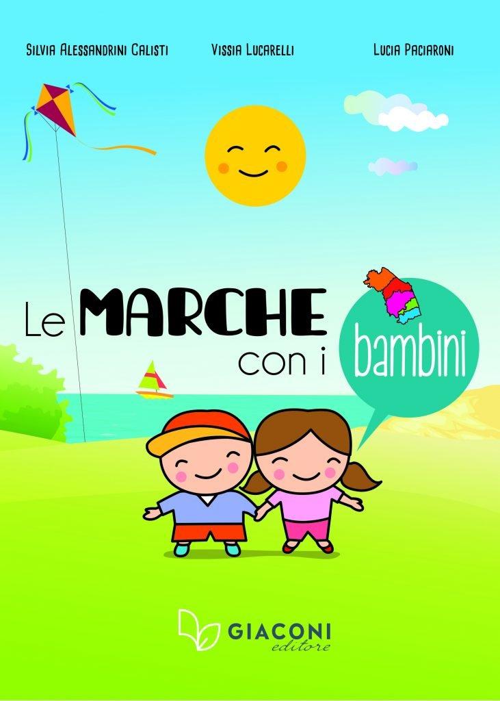 Le Marche con i bambini copertina libro
