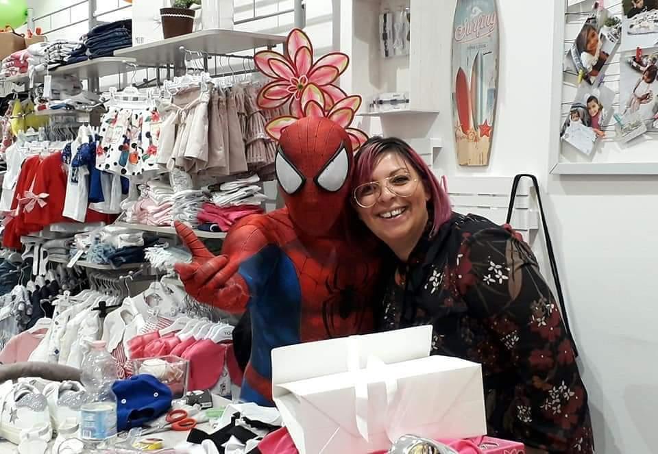 Sara Bordolini titolare di Pippy canaglia negozio abbigliamento per bambini Tolentino
