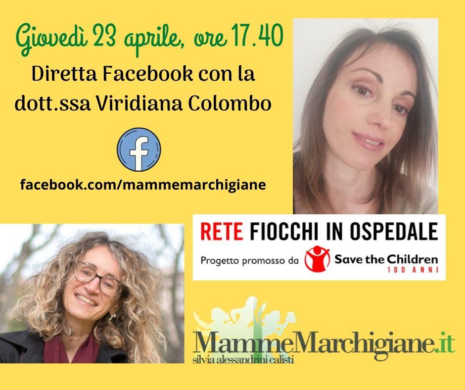 diretta live facebook Fiocchi in ospedale