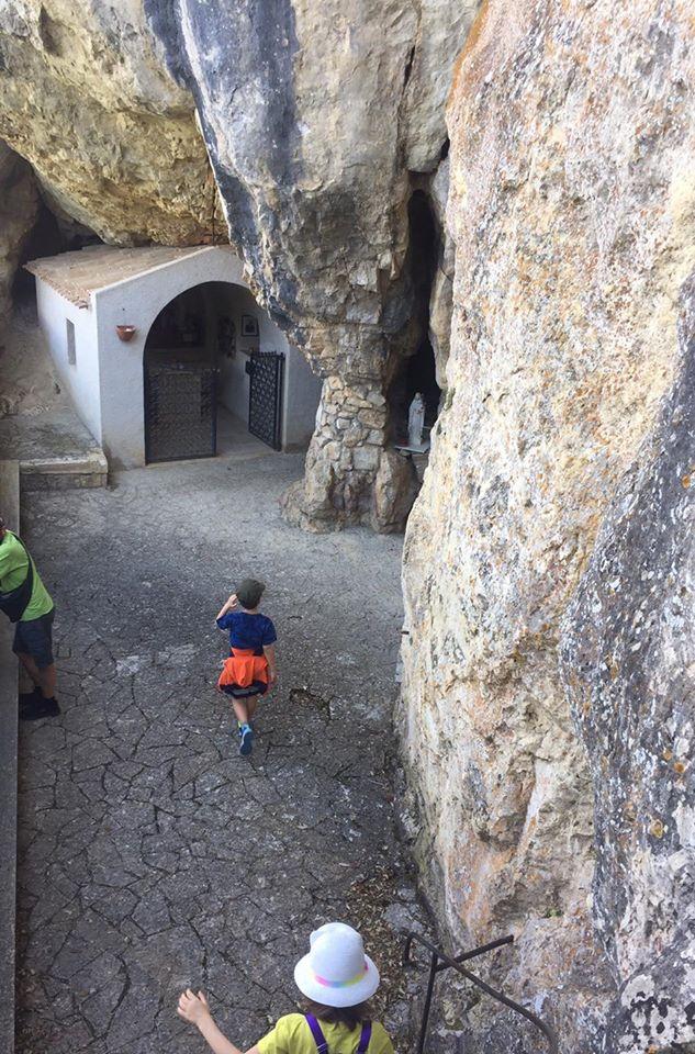 grotte santa sperandia cappellina
