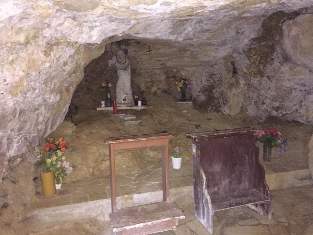 grotte santa sperandia