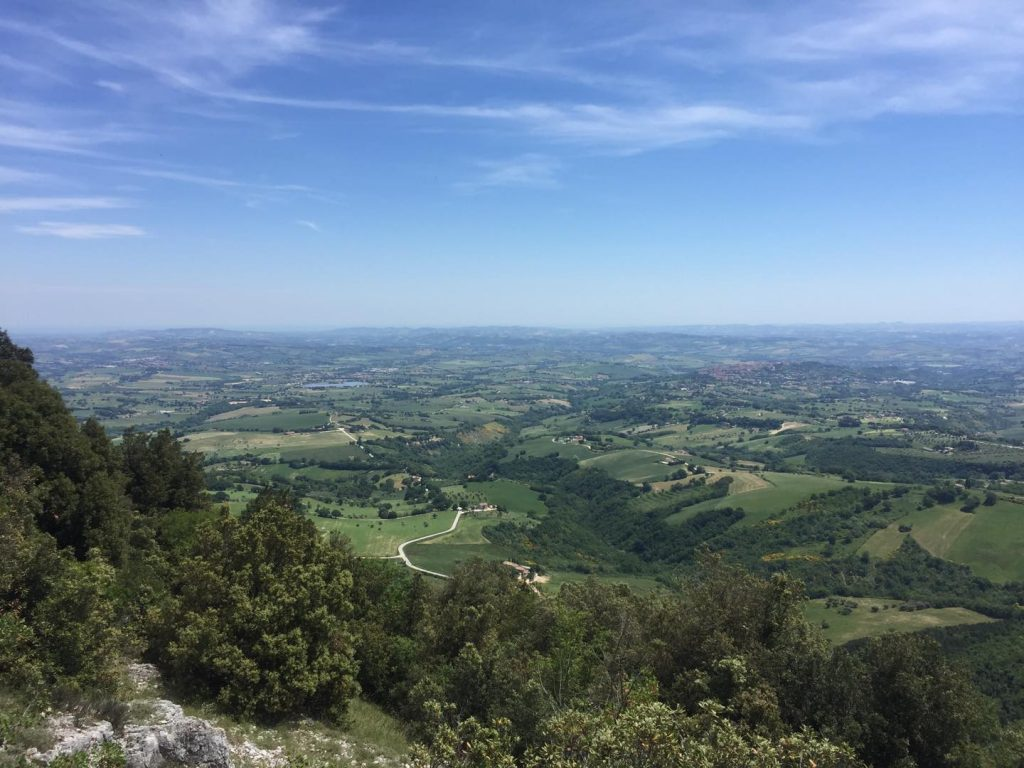 panorama roccaccia montacuto