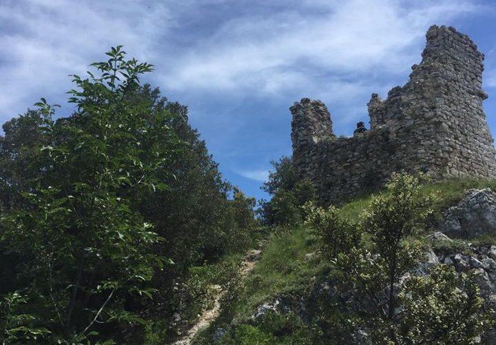 grotta di santa sperandia e roccaccia di Montacuto