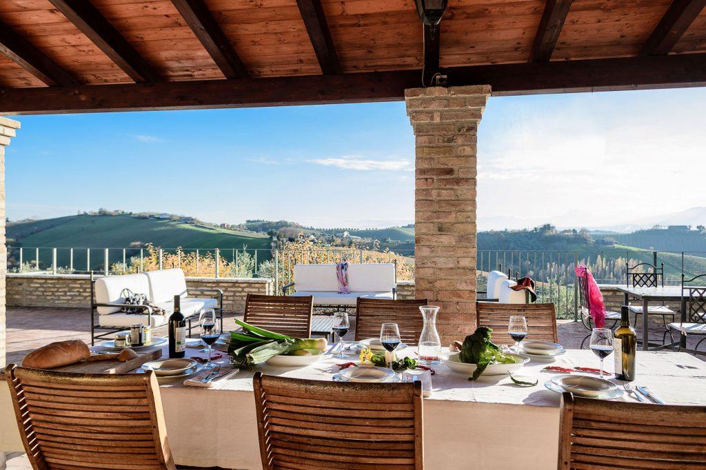 villa acquaviva picena veranda case per le vacanze