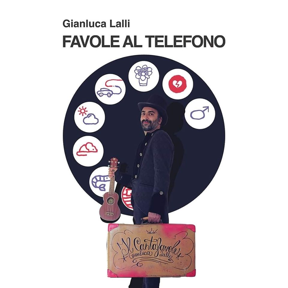 Gianluca Lalli mette in musica Gianni Rodari