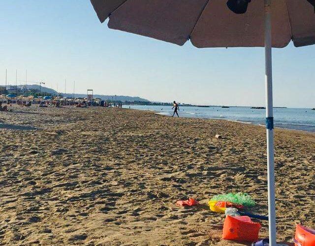 spiagge libere delle Marche