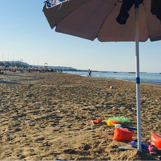 spiagge libere nelle Marche San benedetto del Tronto