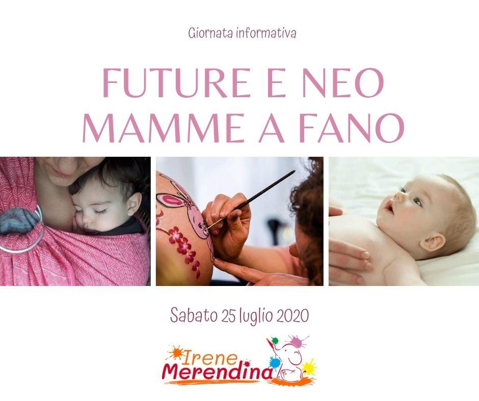 future e neo mamme a fano locandina giornata