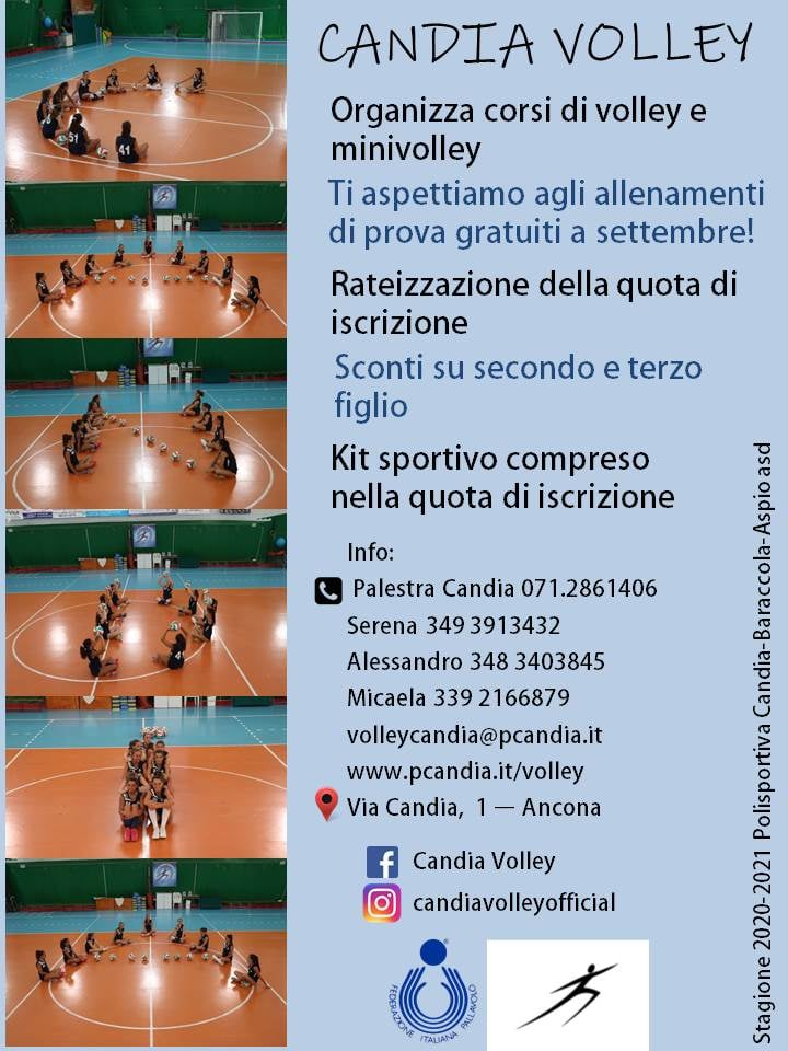 candia volley