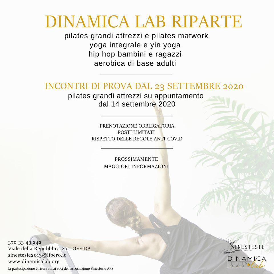 dinamica lab yoga pilates hip hop offida