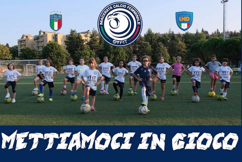 sport all'aperto yfit macerata calcio femminile