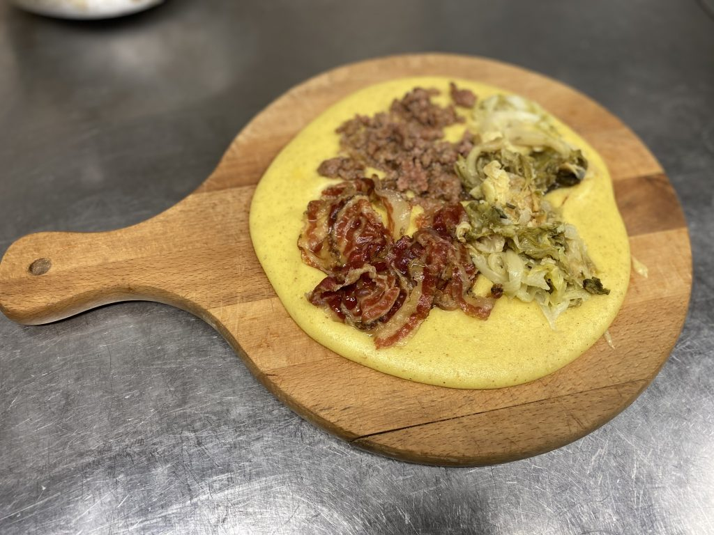polenta marchigiana