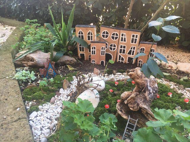 villaggio nisse gnomo svedese a macerata